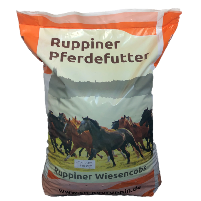Ruppiner Wiesencobs Front