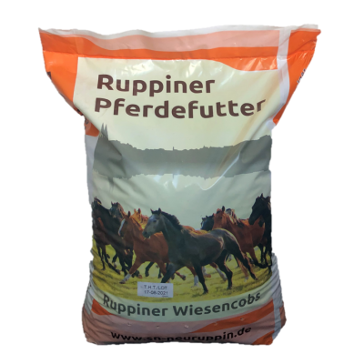Sack Ruppiner Wiesencobs Front